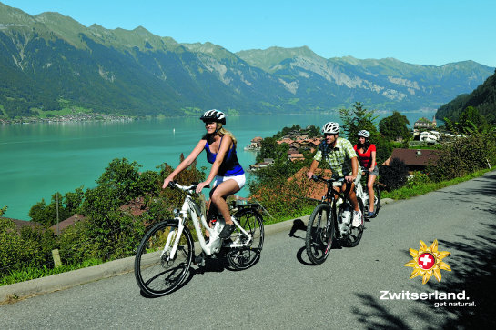E Bike Iseltwald bernerOberland ST0030283Switzerland Tourism 1